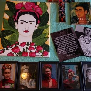 Frida Kahlo Art Bundle